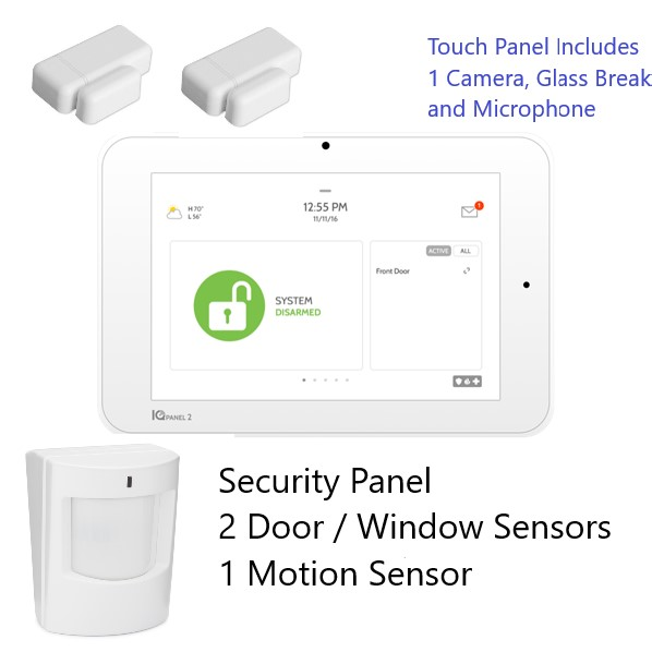 QOLSYS HOME SECURITY